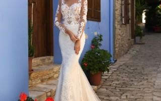 Безупречная женственность — свадебное платье годе